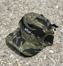 Official Camo stealth snapback