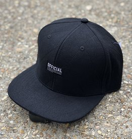Official Stitch Black Snapback