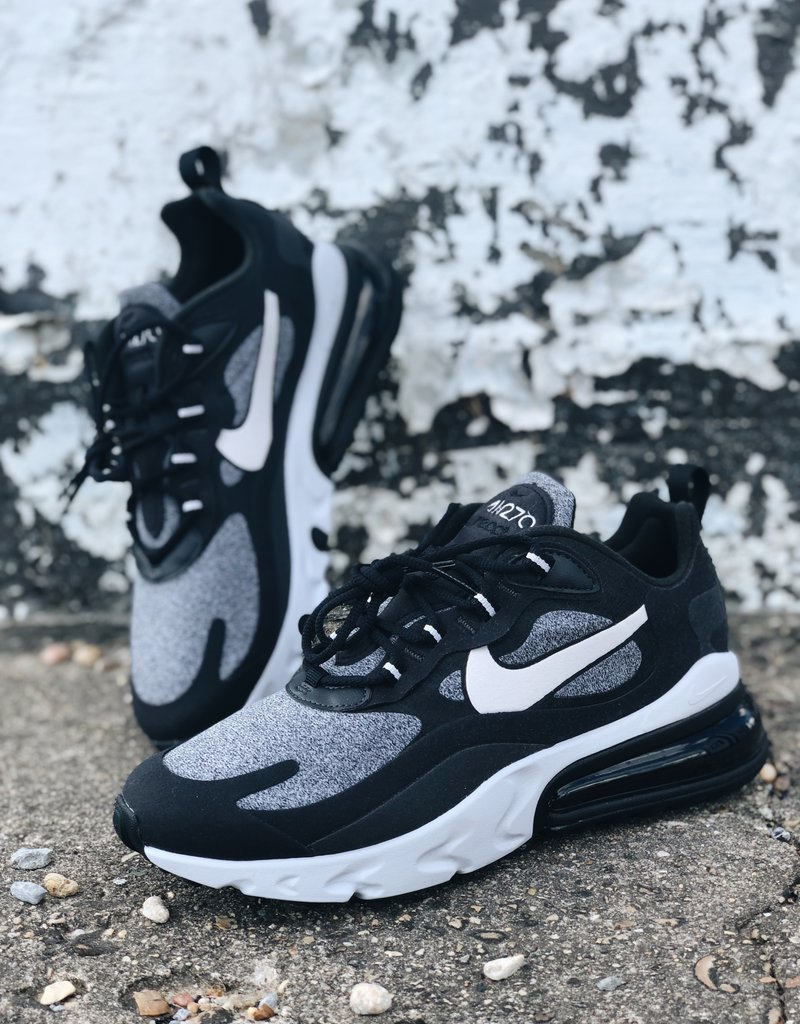 Nike Air Max 270 React Black/White