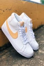 Nike SB Blazer Mid white yellow