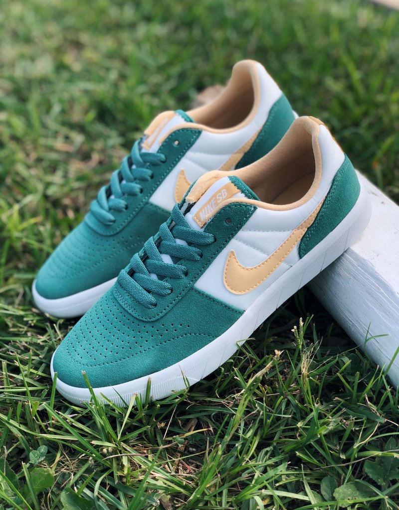 Nike SB Team Classic green/gold