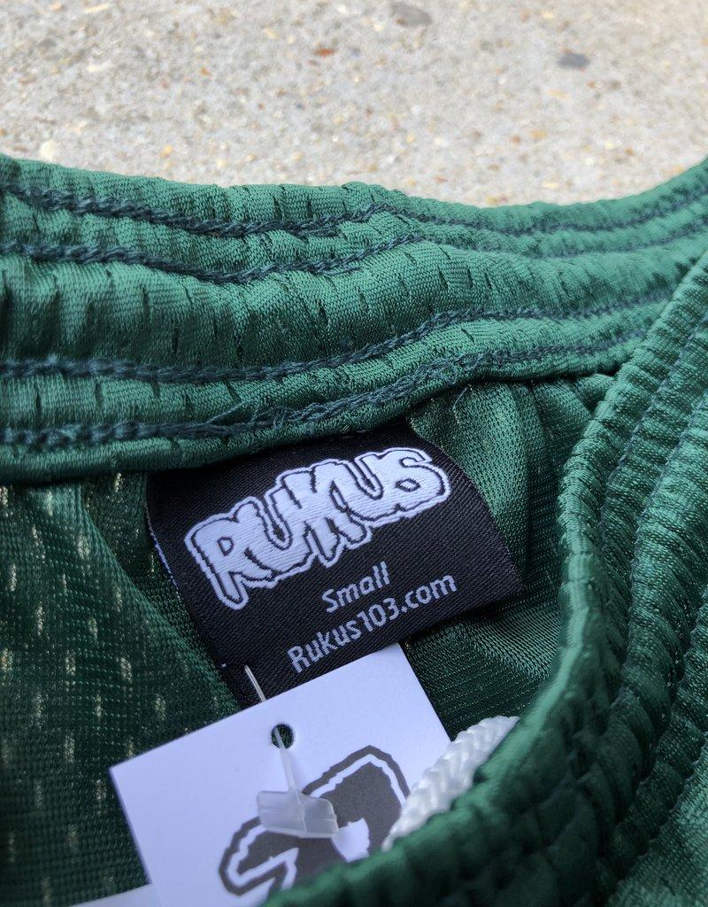 Rukus Misfit Champion short green