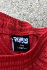 Rukus Misfit Champion short red