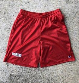 Rukus Misfit Champion short red
