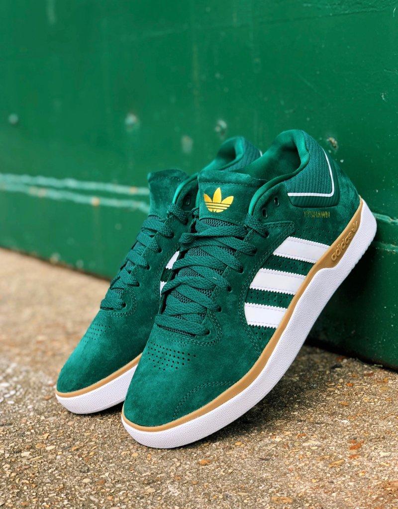 adidas Tyshawn Collegiate Green/Gum