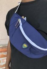 Helas Fan Waist Bag navy