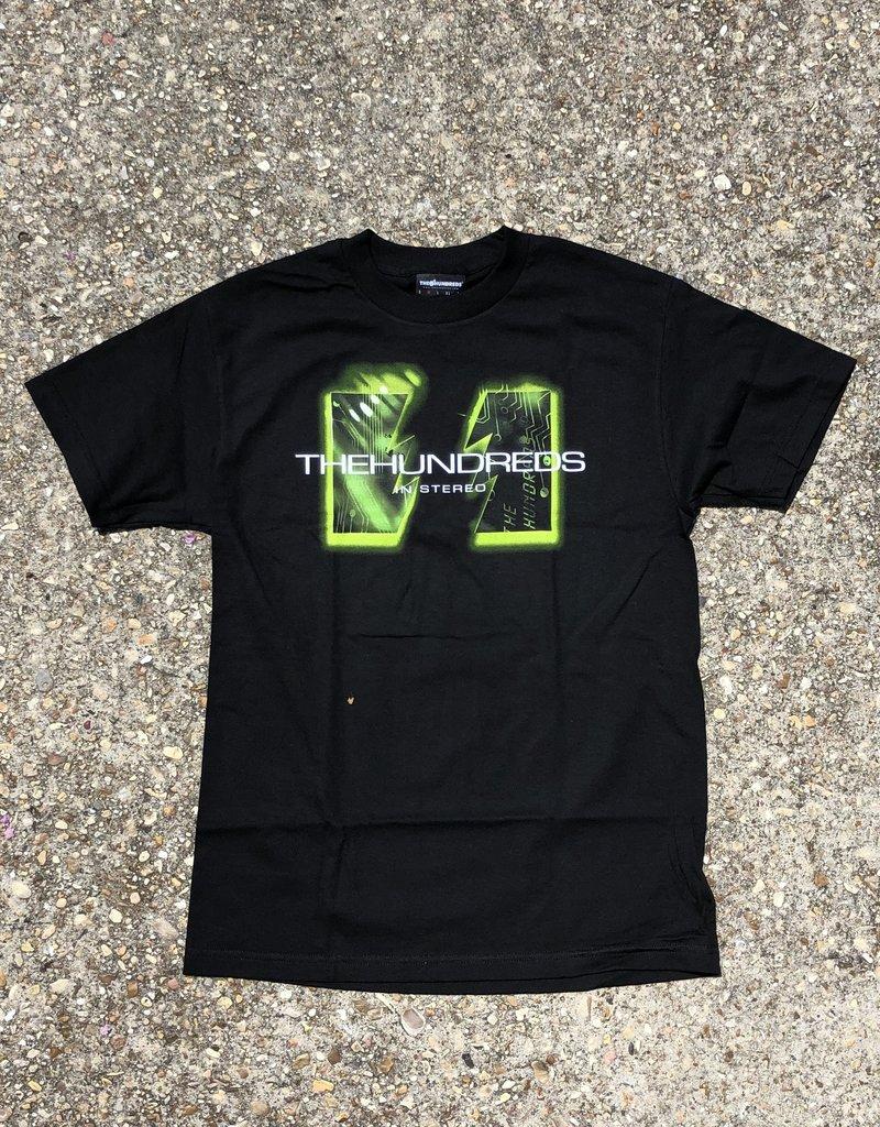The Hundreds Wildfire Digital T-Shirt black