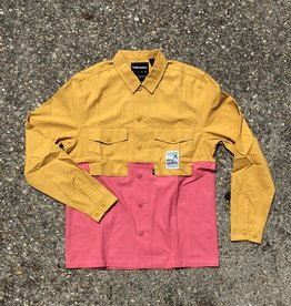 The Hundreds Split LS Woven
