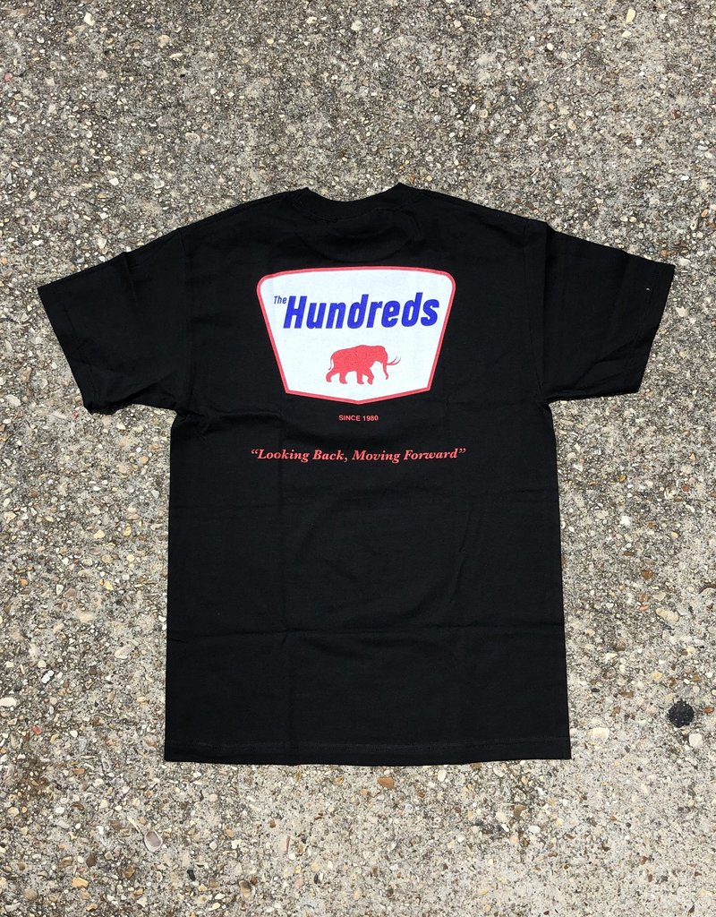 The Hundreds Auto T-Shirt black