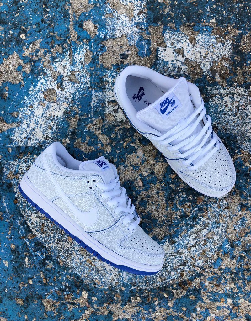 "Nike SB ""Porcelain"" Dunk Low"