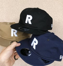 "Rukus x New Era ""R"" caps"