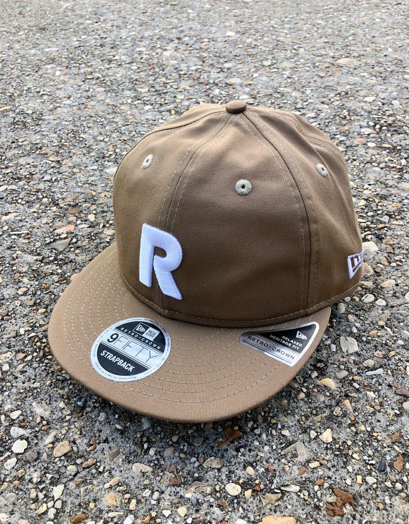 """Rukus x New Era """"R"""" caps"""