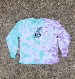 The Quiet Life Monk Long Sleeve T Washed