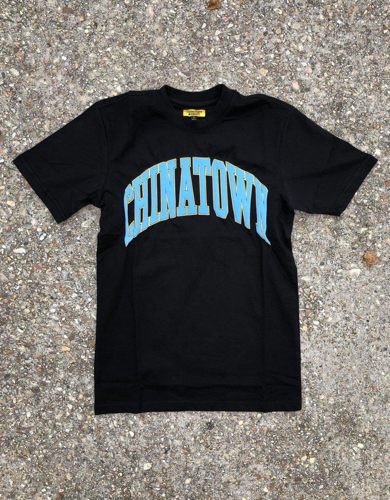 Chinatown Market Arch Logo T-Shirt Black