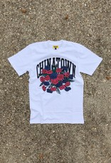 Chinatown Market Bouquet T-Shirt White