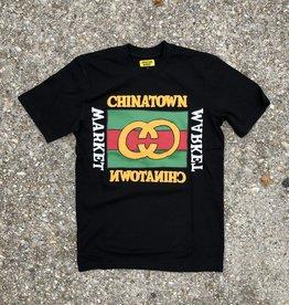 Chinatown Market Designer T-Shirt Black