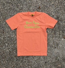 Chinatown Market Born Again T-Shirt Salmon