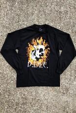 Dime Fire Goat Long Sleeve Tee