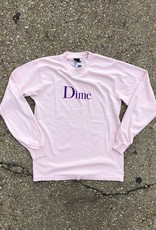 Dime Classic Logo Long Sleeve Tee