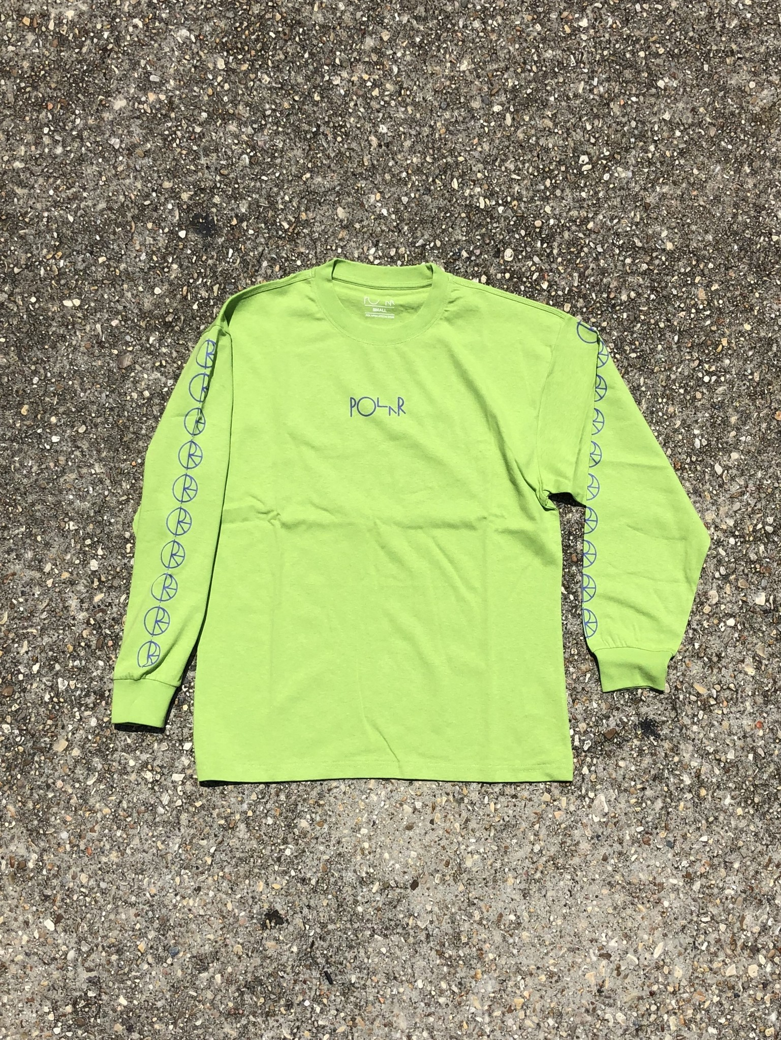 Polar Racing Longsleeve - Lime