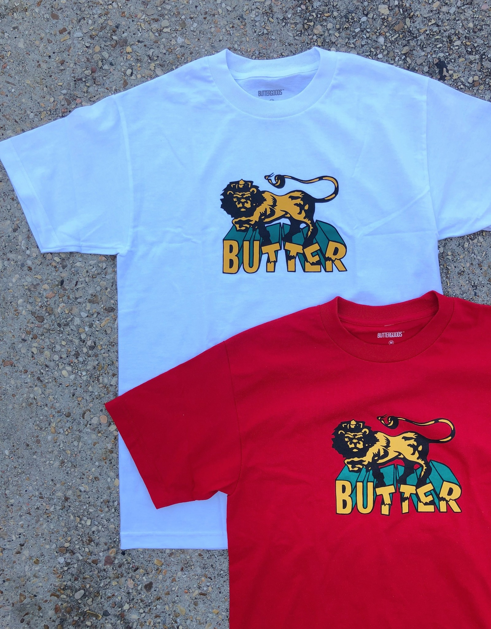 Butter Goods Jah Tee