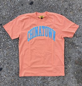 Chinatown Market Arch Logo T-Shirt Salmon