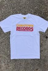 Chinatown Market Records T-Shirt White