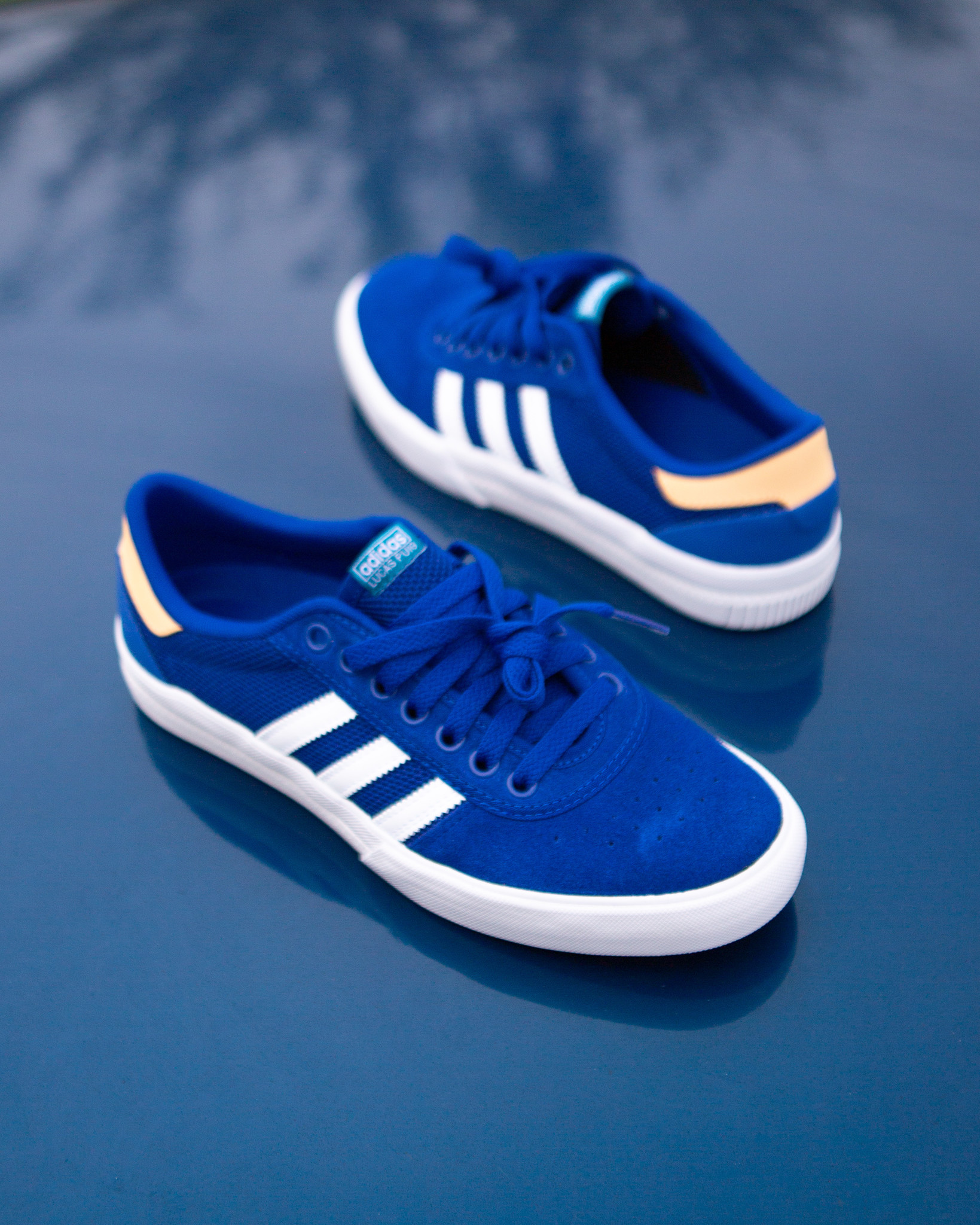 adidas Lucas Premiere Royal/Glow Orange