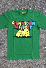 Chinatown Market Sleeping Dog T-Shirt Green