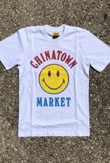 Chinatown Market Smiley Logo T-Shirt White