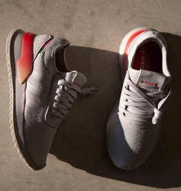 adidas U Path W grey/solar red