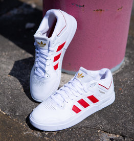 adidas Tyshawn White/Red