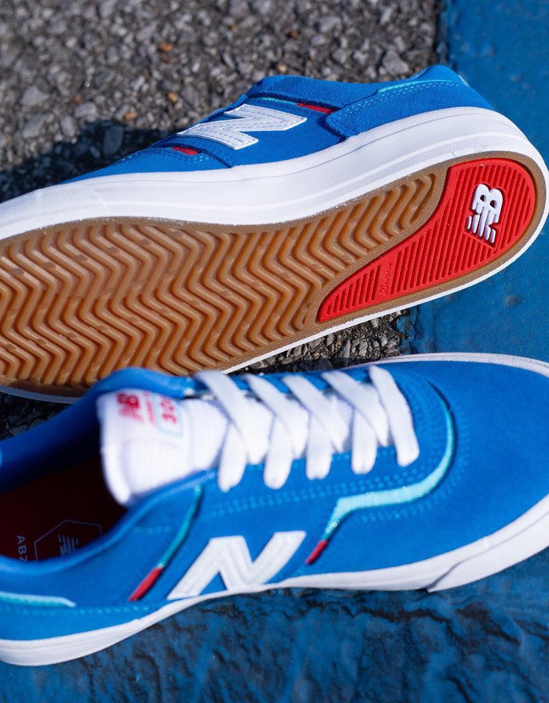 New Balance Jamie Foy 306 blue white
