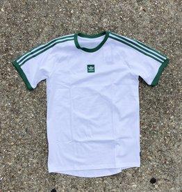 adidas Cali 2.0 T-Shirt White/Green