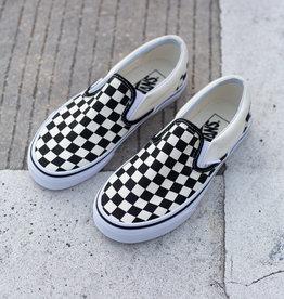 Vans Slip On Checkerboard black white
