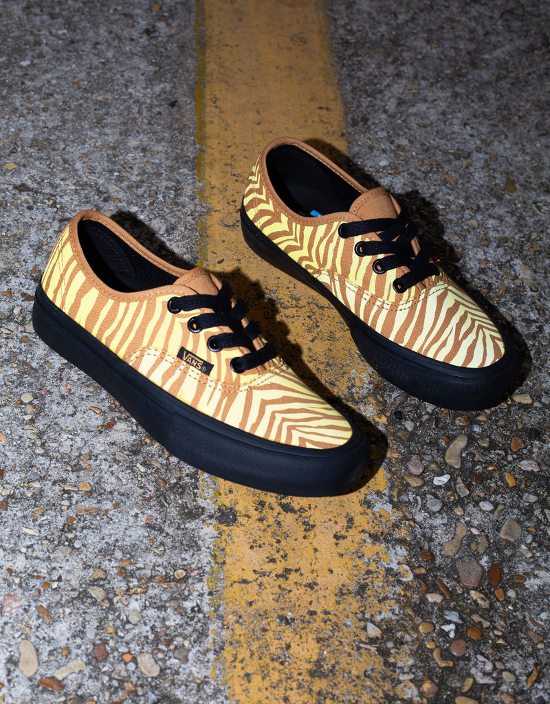 Vans Authentic Pro Reflective Tiger
