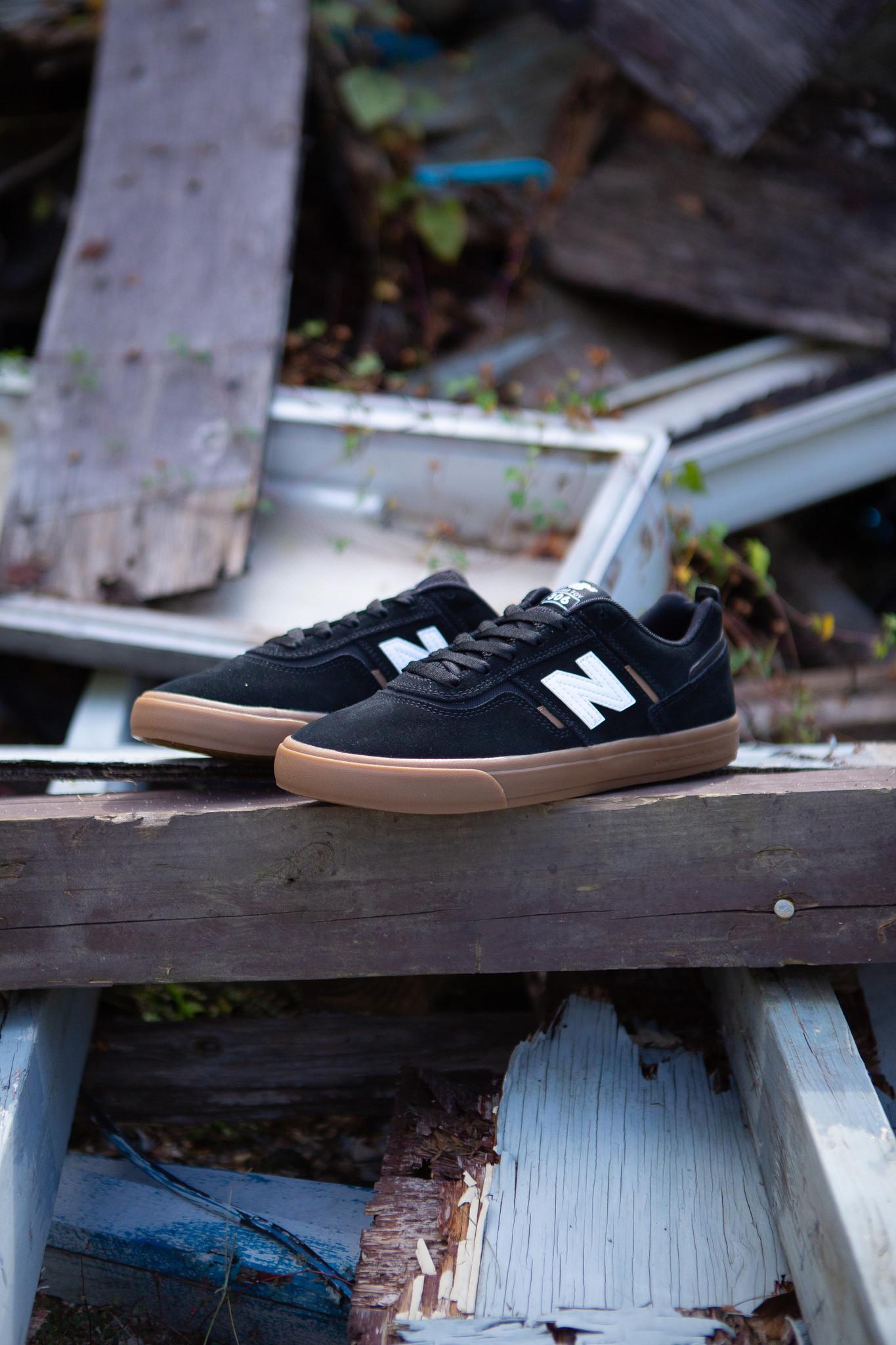 New Balance Jamie Foy 306 black gum