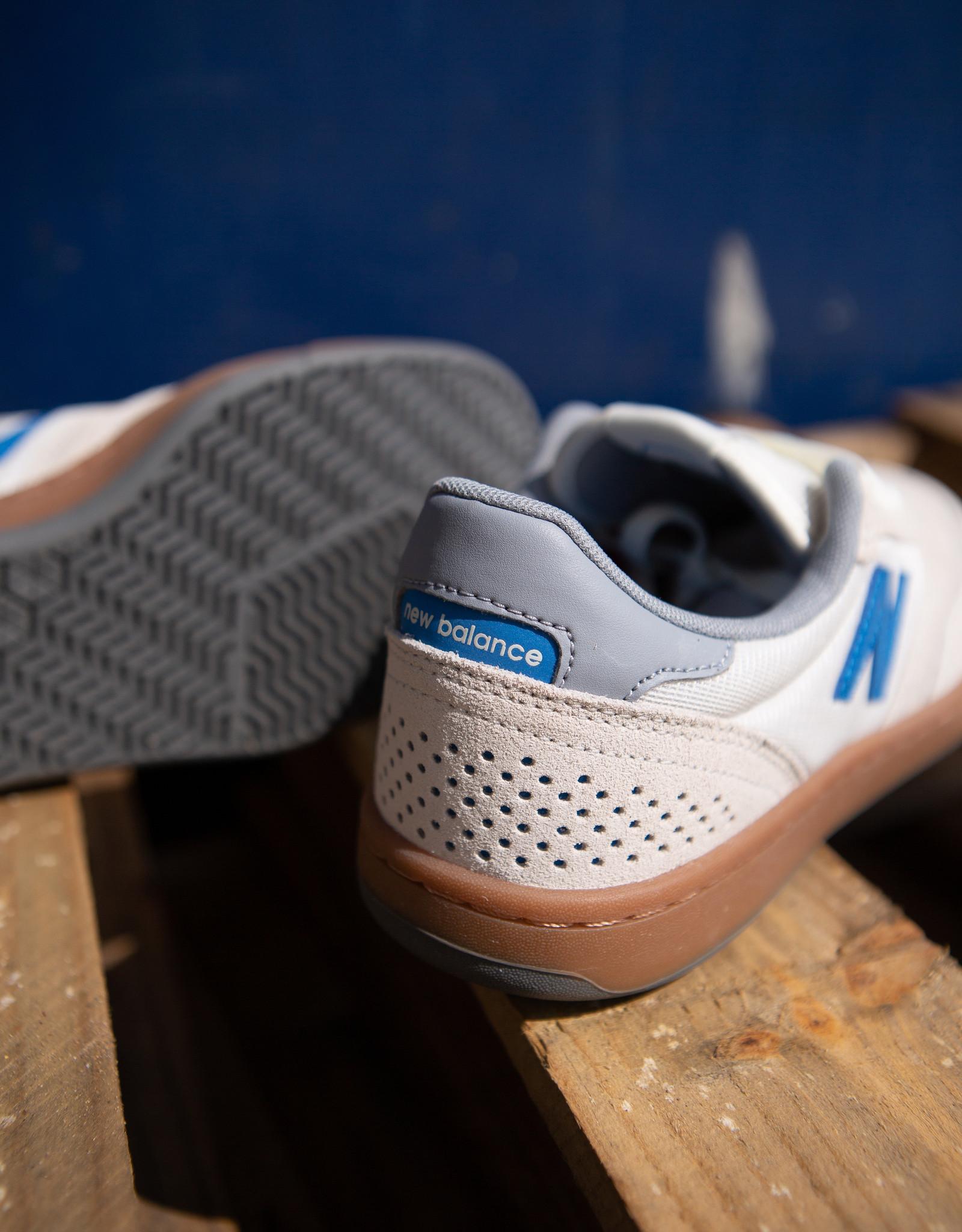 New Balance 440 white blue gum