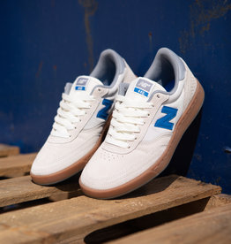 New Balance 440 white blue gum