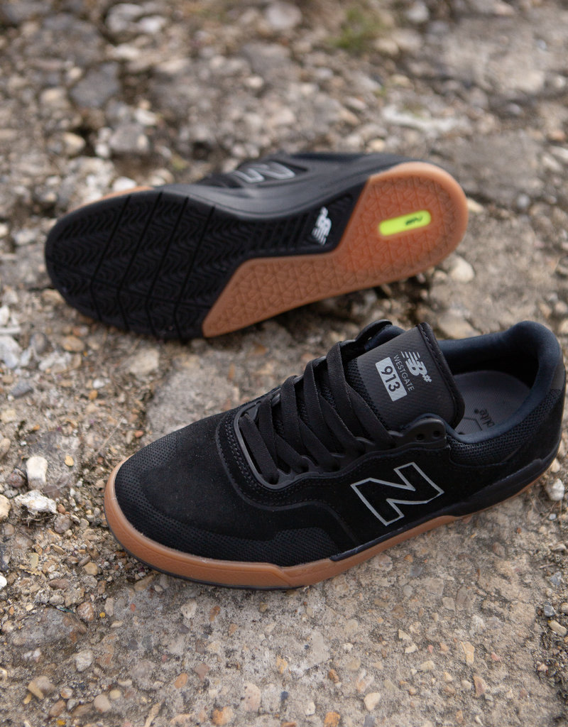 New Balance Brandon Westgate 913 black gum