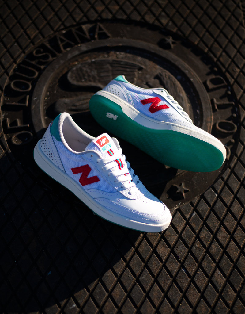 New Balance Tom Knox 440 White/Red