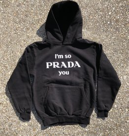 Chinatown Market Proud Of You Hoodie Black
