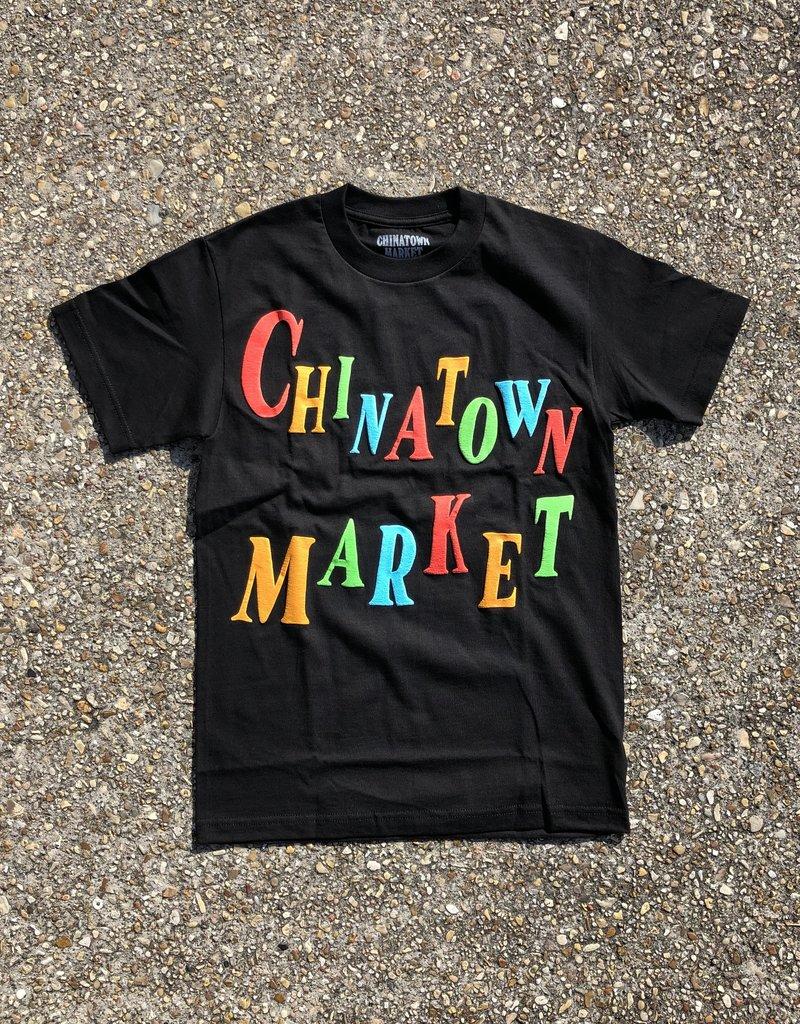 Chinatown Market Atelier Tee Black