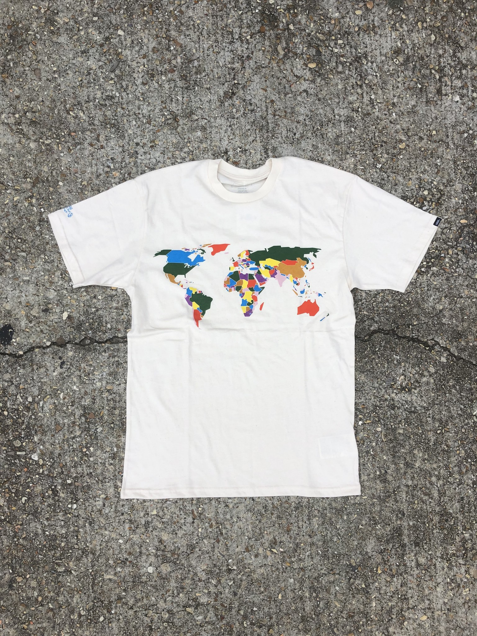 Vans Save Our Planet short sleeve