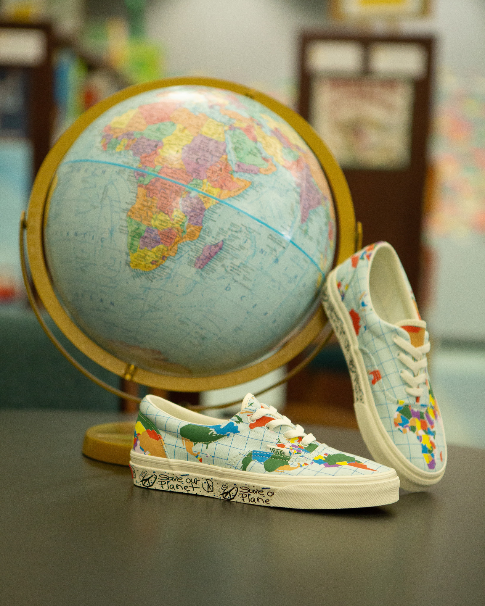 Vans Era Save Our Planet