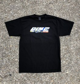 Dime HVAC  T-Shirt Black