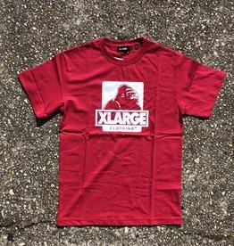 XLarge OG Tee Red