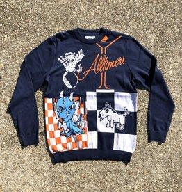 Vans x Alltimers Sweater Dress Blue