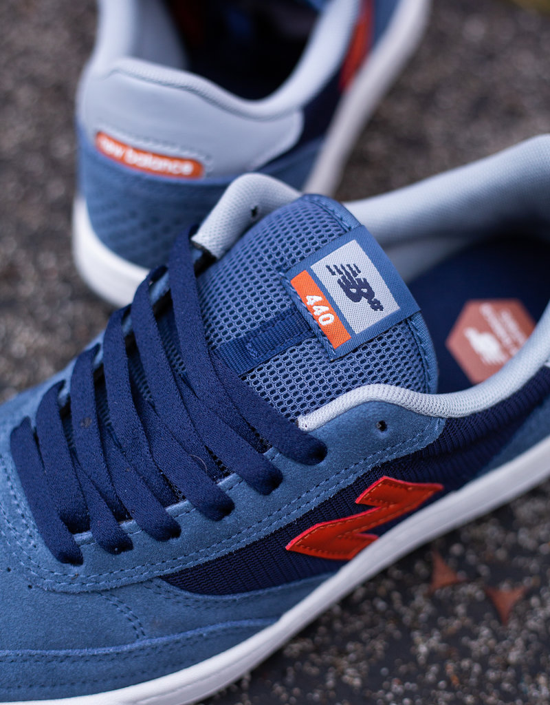 New Balance 440 NYG Blue and Orange