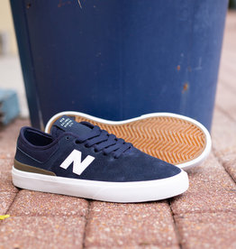 New Balance 379NVG Navy and White